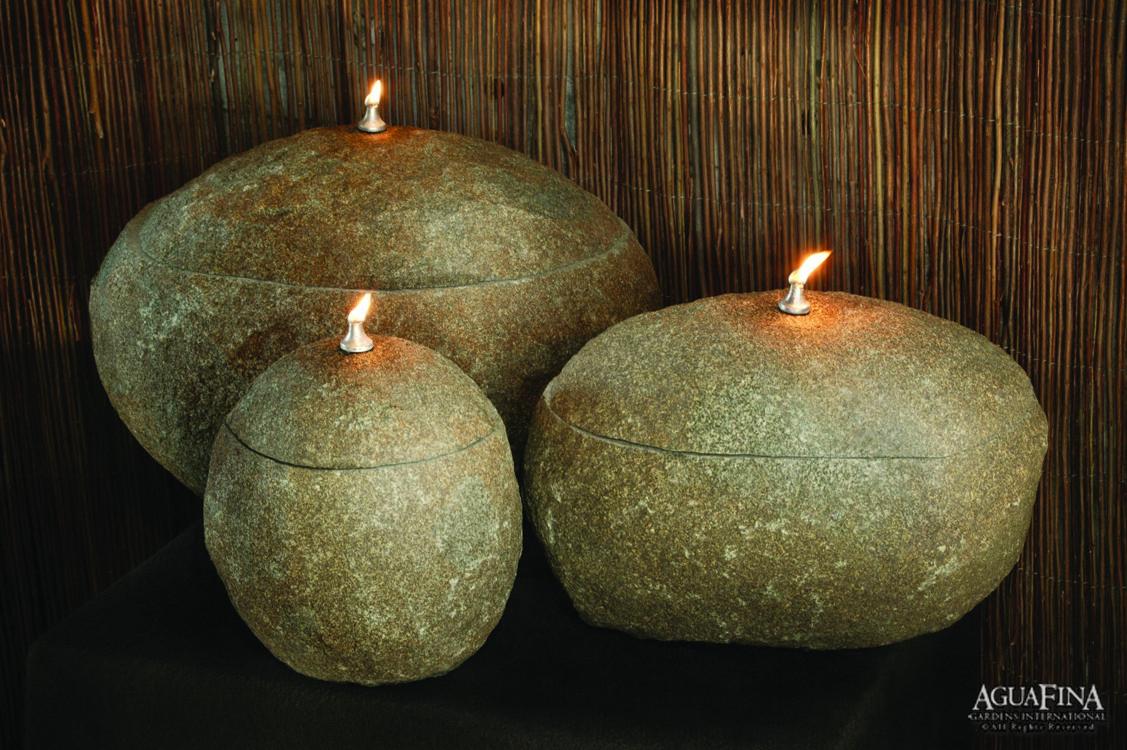 Flame Stones