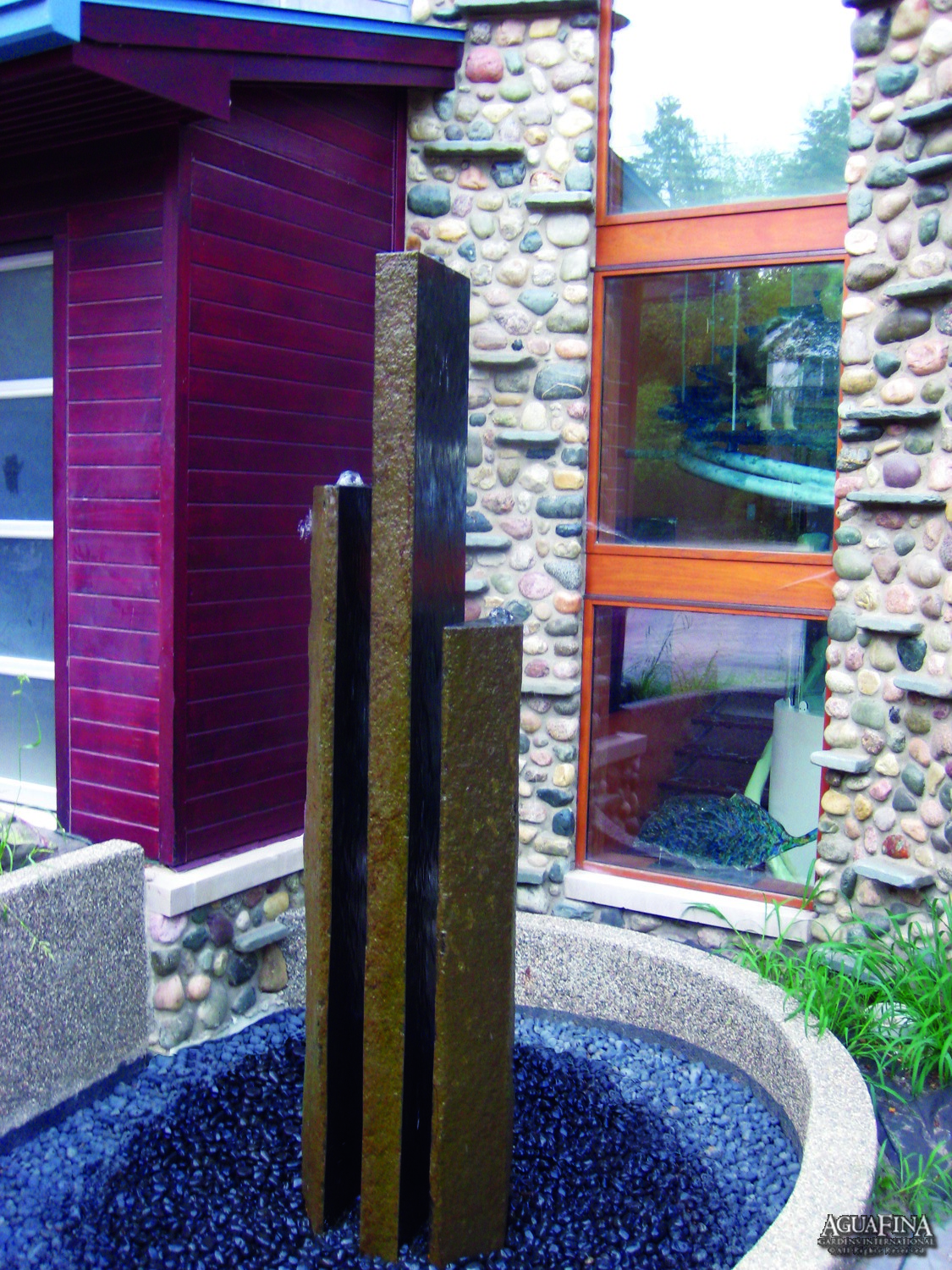 CUSTOM Mirror basalt