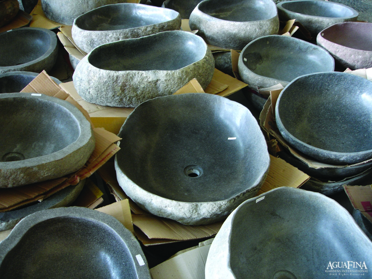 group of bowls