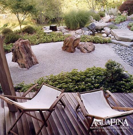 Aguafina Meditative Water Garden